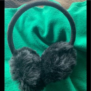 Vintage kids Ear Muffs